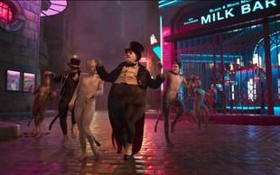 Po mega uspešnem muzikalu konec leta še epski glasbeno fantazijski film Cats!