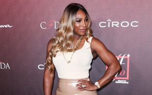 Serena Williams z novo barvo las: Postala je blondinka!
