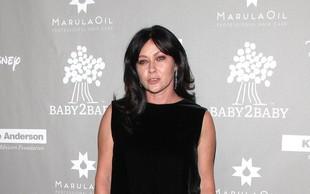 """Shannen Doherty bo počastila spomin na Luka Perryja z nastopom v seriji """"Riverdale"""""""