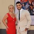 Britney Spears na premieri filma: Svojega fanta ni puščala izpred oči!