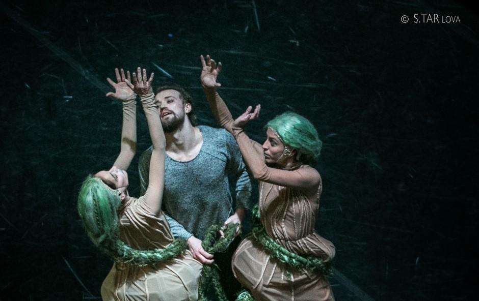 Balet SNG Maribor na prestižnem gostovanju v Rusiji razprodal dve predstavi (foto: SNG Maribor)