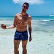 Postavni plesalec Matevž Česen navdušen nad Karibi