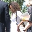 Poletno-sproščeni videz Michelle Obama