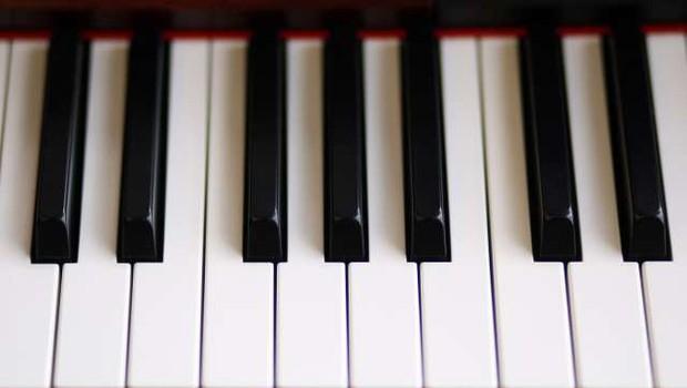 V Latviji zazvenel (verjetno) največji klavir na svetu (foto: STA)