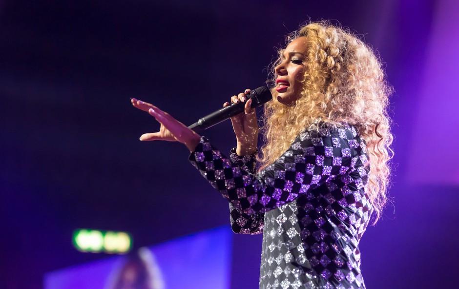 Pevka Leona Lewis se je na skrivaj poročila v Toskani! (foto: Profimedia)