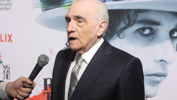 Newyorški filmski festival bo odprl nov film Martina Scorseseja (foto: profimedia)