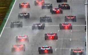 TV3 spet najboljša med dirko formule 1