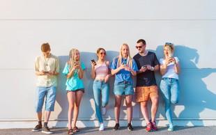 Današnji 20-letniki so predstavniki generacije Z oziroma e-generacija
