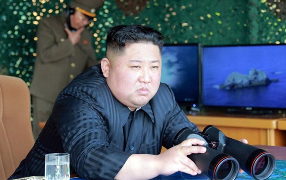 Severna Koreja izstrelila novi raketi (foto: Profimedia)