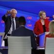 Bernard Sanders in Elizabeth Warren odločno in skupaj za zasuk Amerike v levo