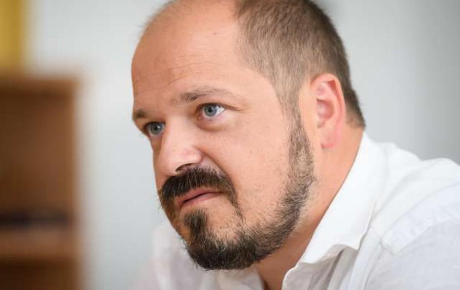 Janez Poklukar prevzel vodenje UKC Ljubljana: Ne bo lahko (foto: Nebojša Tejić/STA)