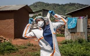 V Kongu zabeležili nov izbruh ebole, Ruanda je že zaprla mejo!
