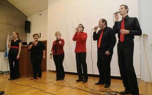 Na drugem tekmovanju za Evrovizijski zbor leta bo Slovenijo zastopal Jazzva