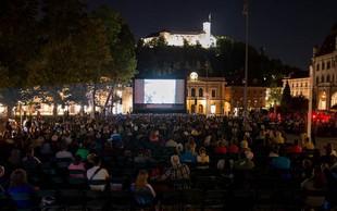 Filmi na Ljubljanski grad pritegnili 16.000 obiskovalcev