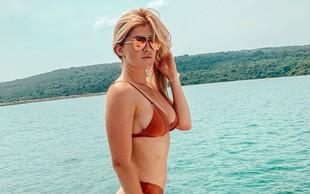 Nina Donelli na Phuketu pokazala svoje zapeljivo telo