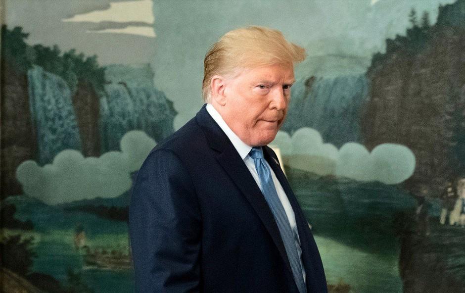 Namero Donalda Trumpa za nakup Grenlandije zavrnila še danska premierka (foto: Profimedia)
