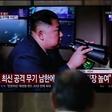 Kim Jong-un rakete izstrelil kot svarilo ZDA in Južni Koreji