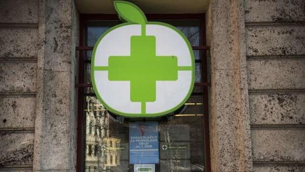 Poslovanje Lekarne Ljubljana normalizirano; izsiljevalski računalniški virus zašifriral uporabniške datoteke (foto: Bor Slana/STA)