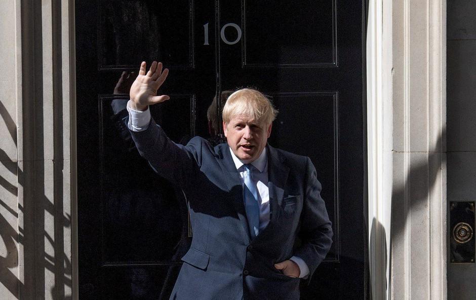 ZDA in Velika Britanija nameravata po brexitu pohiteti z dvostranskim trgovinskim dogovorom (foto: Profimedia)