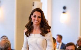 Roke Kate Middleton boste le redko videli brez obliža
