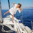Tudi Nuša Derenda uživa na Kanarskih otokih