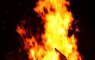 Požar na Kanarskih otokih zanetil moški z neprevidno uporabo varilnika