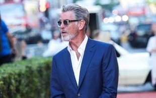 Ekipi Netflixovega filma o Evroviziji se je priključil še Pierce Brosnan