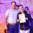 Alen Vogrinec Vesel pri južnih sosedih prejel posebno priznanje