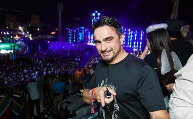 Festivala v Splitu ni zamudil niti pevec Jole.