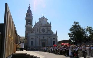 Danes največji cerkveni Marijin praznik - Marijino vnebovzetje