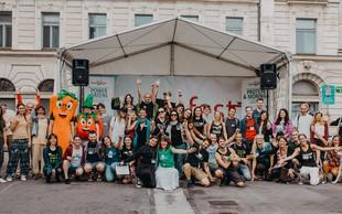 Vegafest: Polne stojnice veganskih dobrot privabile več kot 10.000 obiskovalcev