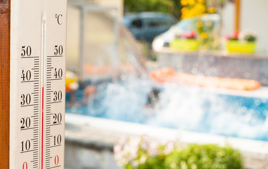 Ogrelo se bo do 33 stopinj Celzija; v sredo poslabšanje (foto: Profimedia)