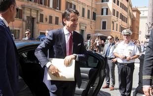 Giuseppe Conte dobil mandat za sestavo nove italijanske vlade