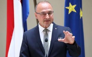 Novi hrvaški zunanji minister Gordan Grlić najpremožnejši minister v hrvaški vladi