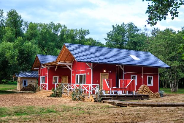 Uau! Poglejte, kakšna je nova Kmetija?! Preselili so se na novo lokacijo, a ostali v Prekmurju (foto: POP TV)