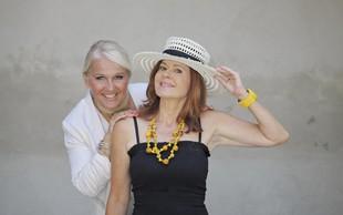 Simona Vodopivec in Alenka Godec: Slovo bo čustveno