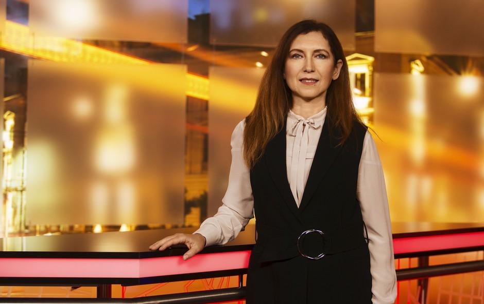 Alenka Arko: Sledili bomo zgodbam, za katere ne želimo, da ostanejo prezrte (foto: POP TV)