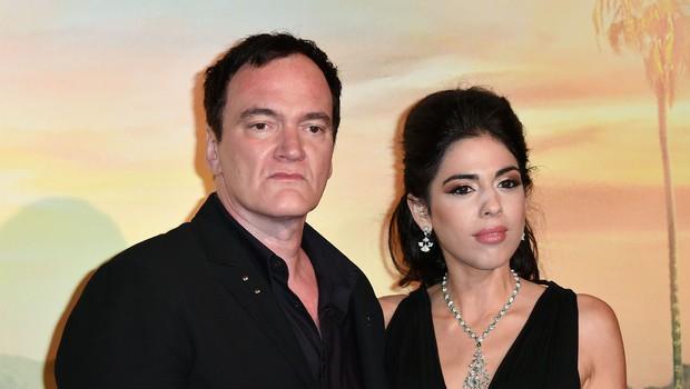 Quentin Tarantino postal očka! (foto: Profimedia)