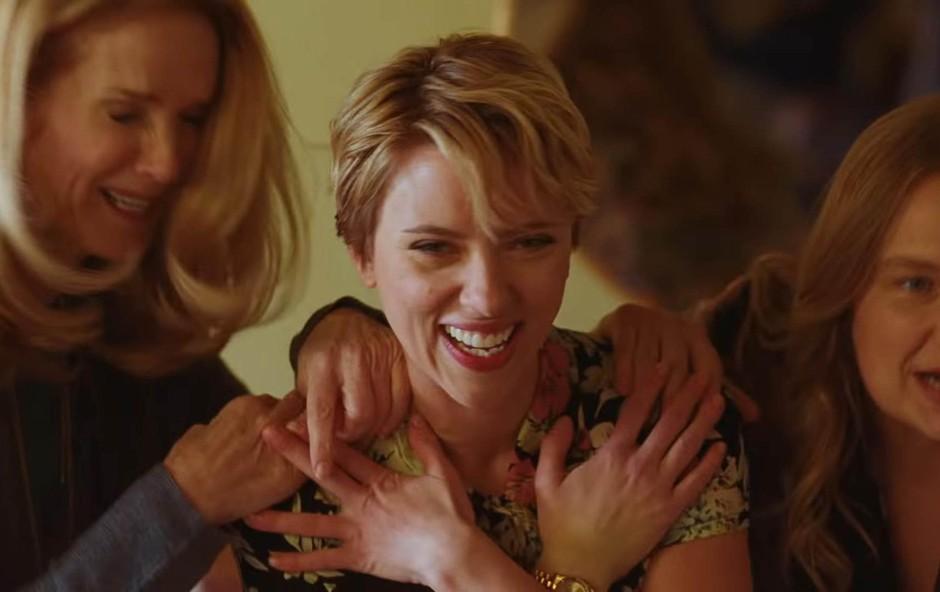 Drugič zapored je po Forbesovi lestvici najbolje plačana igralka Scarlett Johansson (foto: profimedia)