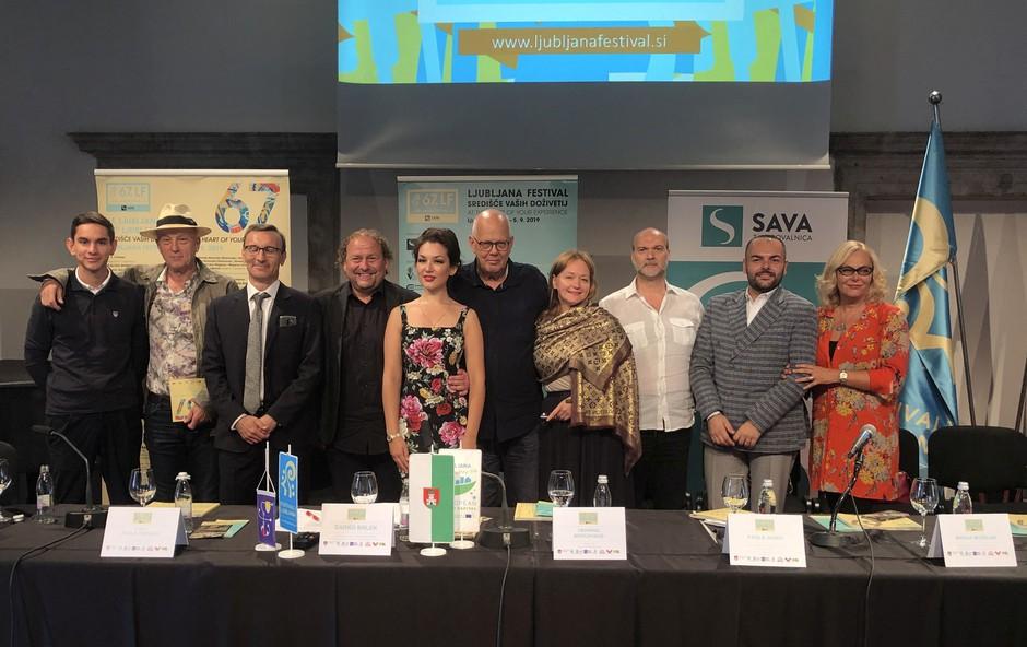 Festival Ljubljana bo nagovoril ljubitelje opere ter klasične in popularne glasbe (foto: Alesh Maatko)