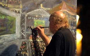 Umrl je slikar in vsestranski umetnik Zmago Modic