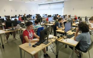 90 mladih evropskih programerjev se bo pomerilo na računalniški olimpijadi v Mariboru