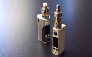 NIJZ s svarilom pred tveganji uporabe elektronskih cigaret