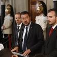 Italija ne dovoli vplutja nemške ladje s 101 rešenim migrantom na krovu