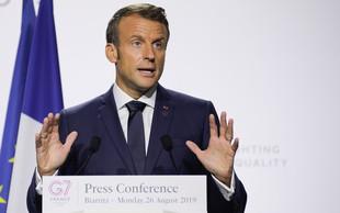 Jair Bolsanaro odprt za pomoč G7 le ob Macronovem opravičilu