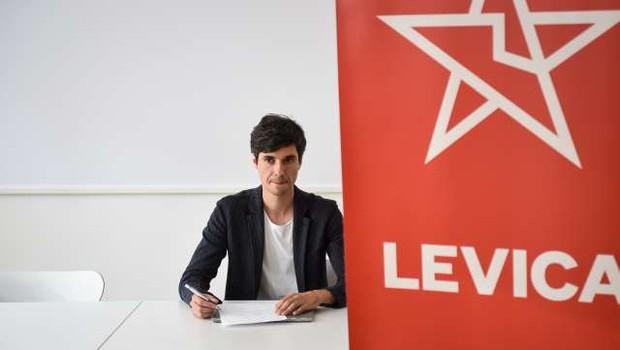 Koalicija ne bo pristala na izsiljevanje in ultimate Levice (foto: Nebojša Tejić/STA)