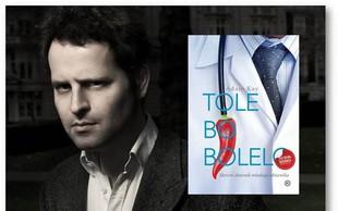 Izšla je knjiga TOLE BO BOLELO, Skrivni dnevnik mladega zdravnika