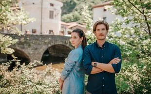Kdo se bo v novi slovenski seriji Najini mostovi boril za ljubezen?