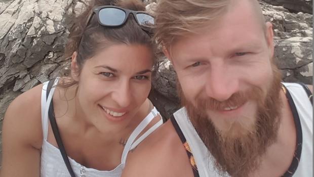 Natalija Bratkovič razkrila, kako je prišlo do zaroke z Dejanom (foto: Osebni album)