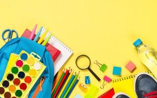 Dobrodelne organizacije z različnimi akcijami staršem olajšale finančno breme pred začetkom šolskega leta